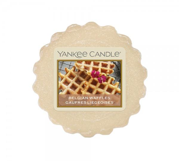 Yankee Candle Duftwachs Tart Belgian Waffles 22 g