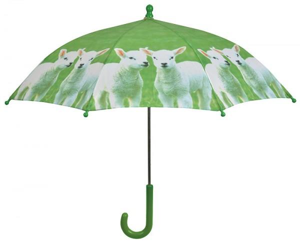 Image of Kinder Regenschirm Lämmchen Bauernhof Ø 70 cm Kinderschirm Schaf