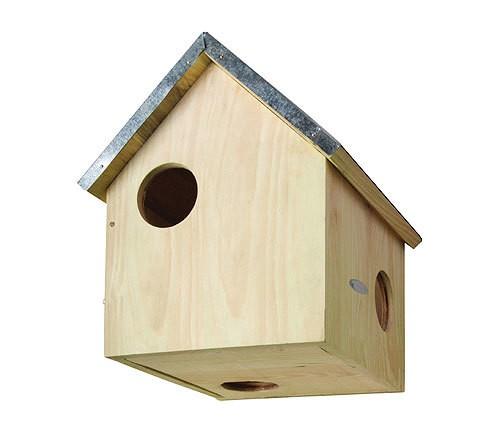 eichh rnchenhaus kobel nistkasten futterhaus f r eichh rnchen holz 29cm kaufen. Black Bedroom Furniture Sets. Home Design Ideas