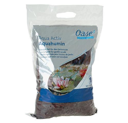 Oase aquahumin spezial torf teich 10l wasserpflegemittel for Oase teichpumpen shop