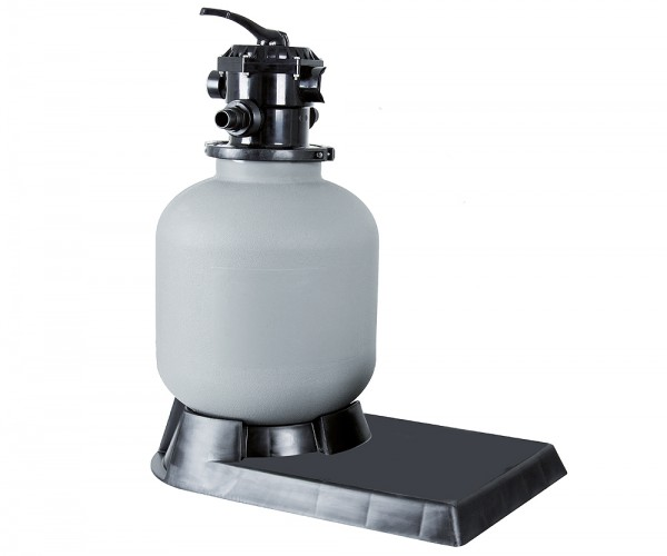 Ubbink PoolFilter 400 Sandfilter Swimmingpool Filter günstig online kaufen