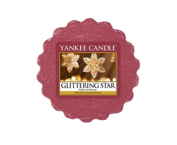 Yankee Candle Duftwachs Tart Glittering Star 22 g