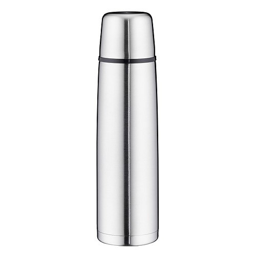 alfi isolierflasche isotherm perfect edelstahl mit drehverschluss 1 l kaufen. Black Bedroom Furniture Sets. Home Design Ideas