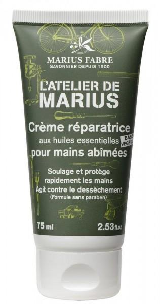 Marius Fabre Handcreme für strapazierte Haut mit Bio-Olivenöl 75ml