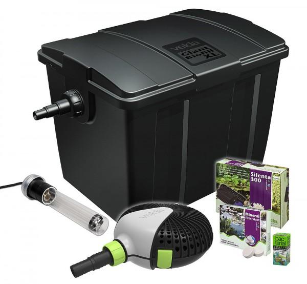 Velda Giant Biofill XL SET 20000 Teichfilter + UV-C + Pumpe für 20000 Liter