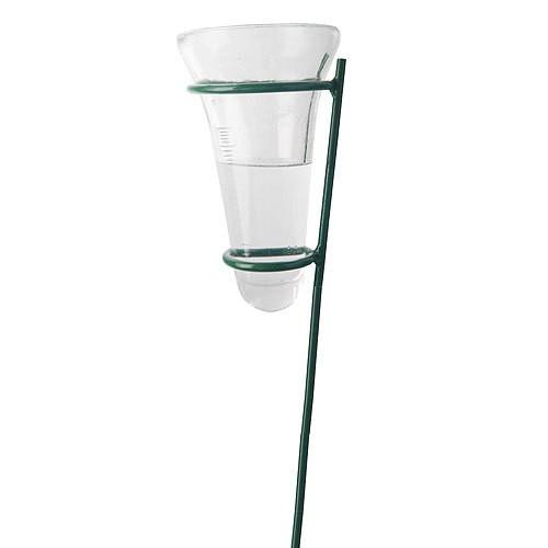 Regenmesser Klassik Gartenstab Glas Niederschlagsmesser 133cm Kaufen