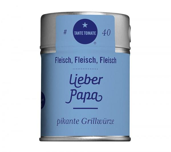 Tante Tomate - Lieber Papa - Grill Gewürzmischung 50g