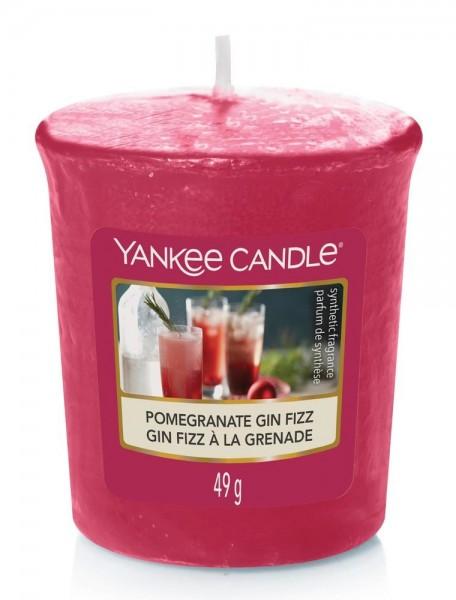 Yankee Candle Votivkerze classic Pomegranate & Gin Fizz 49g