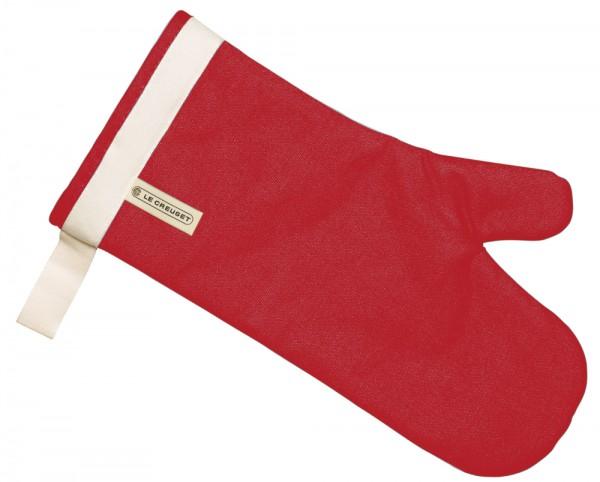 Le Creuset Ofenhandschuh Textil Kirschrot günstig online kaufen