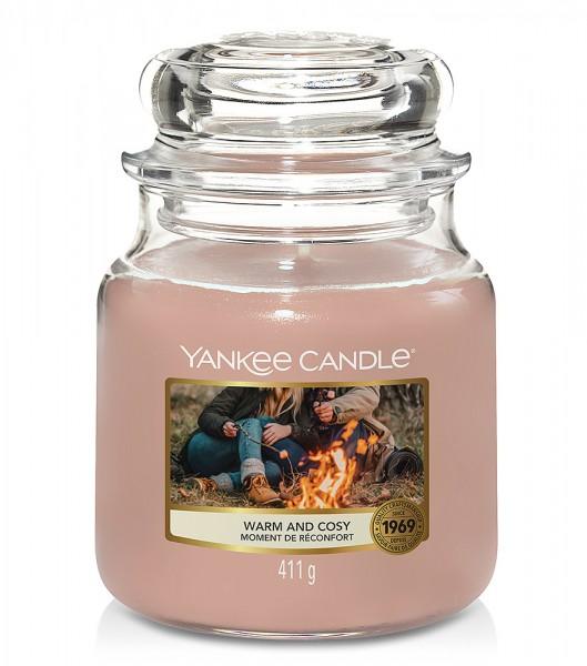 Image of Yankee Candle Duftkerze Warm & Cosy 411 g
