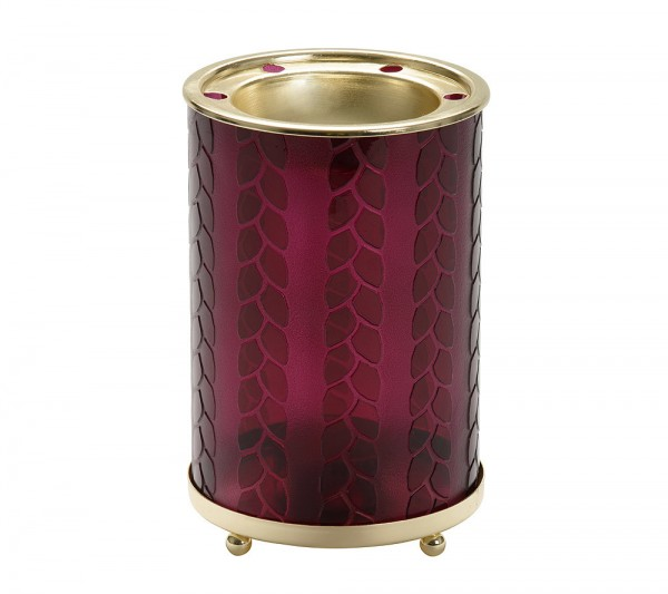 yankee candle duftlampe maize metal glas purple kaufen. Black Bedroom Furniture Sets. Home Design Ideas
