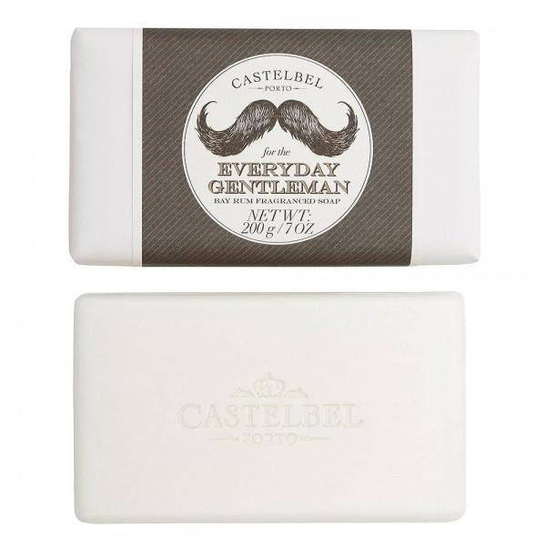 Castelbel Seife Lifestyle for Men Everyday Gentleman Bay Rum Olivenöl-Seife -...