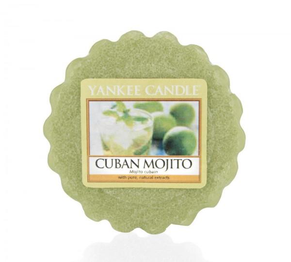 Yankee Candle Duftwachs Tart Cuban Mojito 22 g