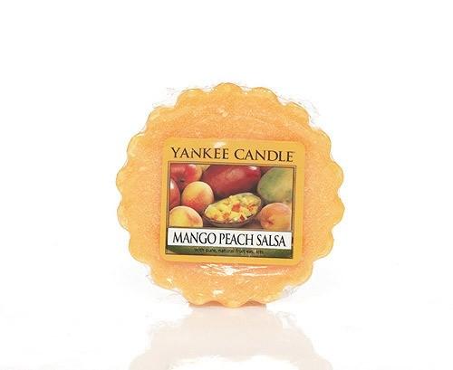 Yankee Candle Duftwachs Tart Mango Peach Salsa 22 g