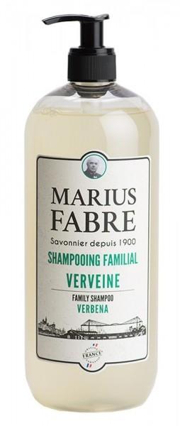 Marius Fabre Shampoo Eisenkraut (Verveine) Bio-Olivenöl 1L