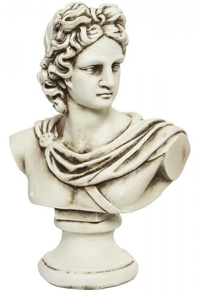 "*Merry X-Mas*: Deko-Figur ""Cassio"" aus Polyresin, braun (Kopie) Loberon (Kopie)"