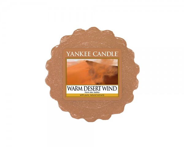 Yankee Candle Duftwachs Tart Warm Desert Wind 22 g