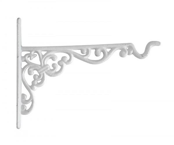 blumenampel weiss. Black Bedroom Furniture Sets. Home Design Ideas
