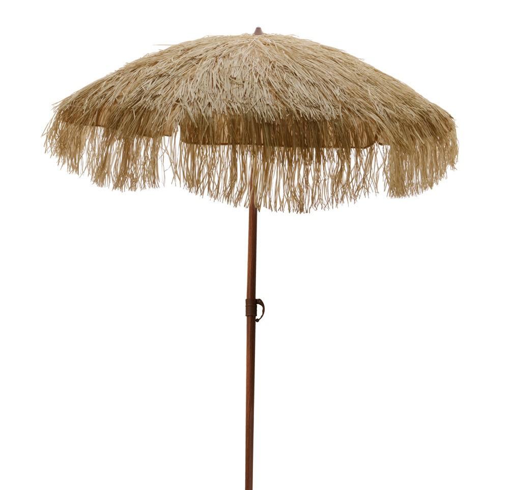 sonnenschirm hawaii strandschirm beige fransen erdspie neigbar h henverstellbar sonnenschirme. Black Bedroom Furniture Sets. Home Design Ideas