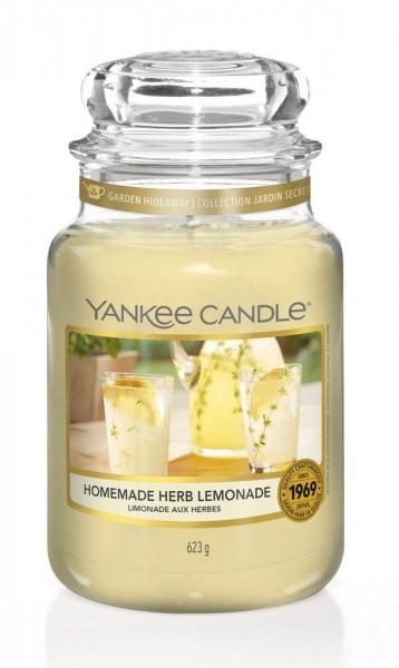 Yankee Candle Duftkerze Homemade Herb Lemonade 623 g