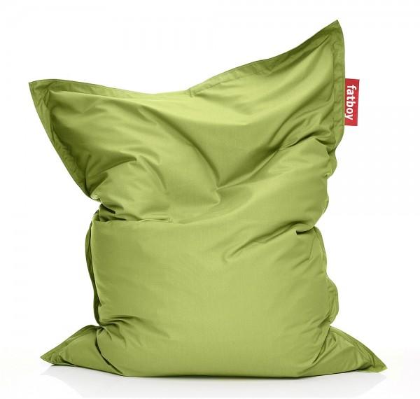 "*NEU*: Gartensitzsack ""Cytrus"" aus Acryl-Segeltuch, grün"