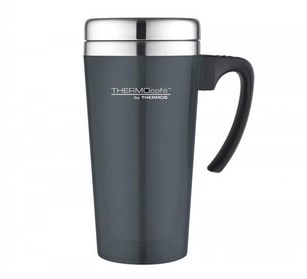 THERMOcafè by Thermos Trinkbecher Color Mug Grau 0,4l