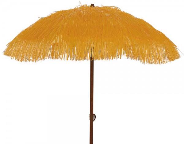 """*NEU*: Sonnenschirm """"Hawaii"""" aus Nylon, orange"""