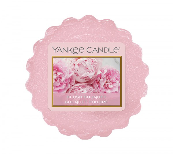 Yankee Candle Duftwachs Tart Blush Bouquet 22 g