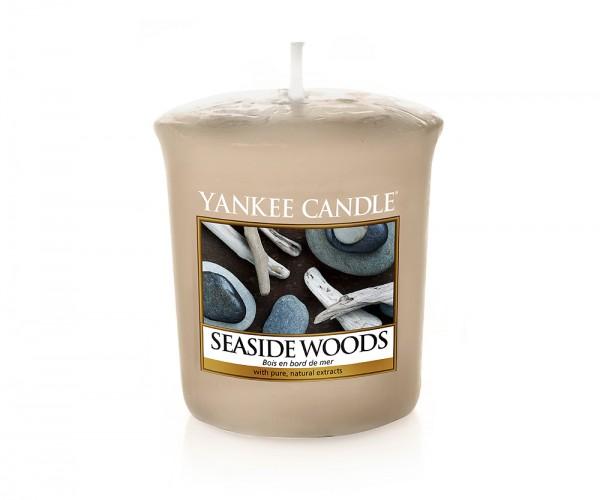 Yankee Candle Votivkerze Seaside Woods 49 g