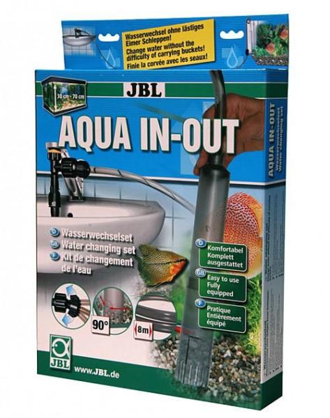 Jbl aqua in out wasserwechsel set aquarium kaufen for Aquarium wasserwechsel