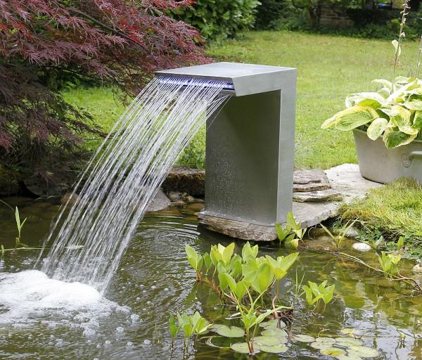 Wasserfall beleuchtung preisvergleiche for Wasserfall mamba
