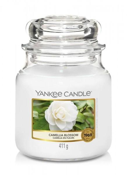 Yankee Candle Duftkerze Camellia Blossom 411 g
