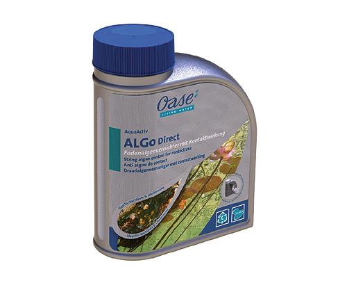 wirksame mittel gegen algen im gartenteich bei gartentotal. Black Bedroom Furniture Sets. Home Design Ideas
